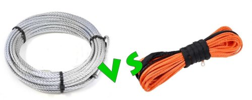 4×4 Off Road Recovery Tips – Steel Winch Cable vs Synthetic Winch Line