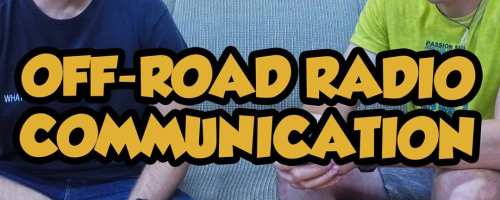 Ham Radio Off Road Trail Communications with SnailTrail 4×4