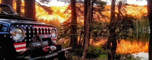 Barrett Lake 4×4 Trail Review