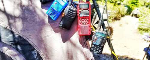 Off Road Ham Cram Ham Radio Technician License Class