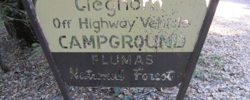 Cleghorn Bar 4×4 Trail and Campground