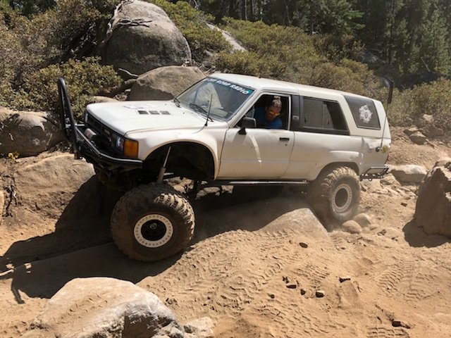 Slick Rock 4x4 Trail Review