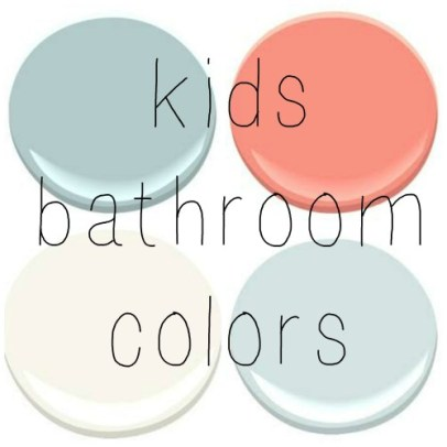 BENJAMIN MOORE: GOSSAMER BLUE, CORAL GABLES, OCEAN AIR, MOUNTAIN PEAK WHITE