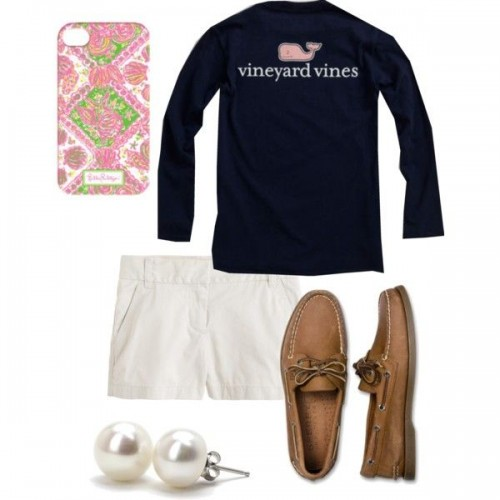 PREPPY CASUAL ESSENTIALS BY LILLY PULITZER, J CREW, SPERRY, AND VINEYARD VINES