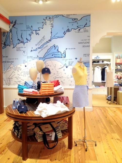 VINEYARD VINES IN RICHMOND - OUR CHARLOTTESVILLE STORE JUST OPENED LAST WEEK!!!
