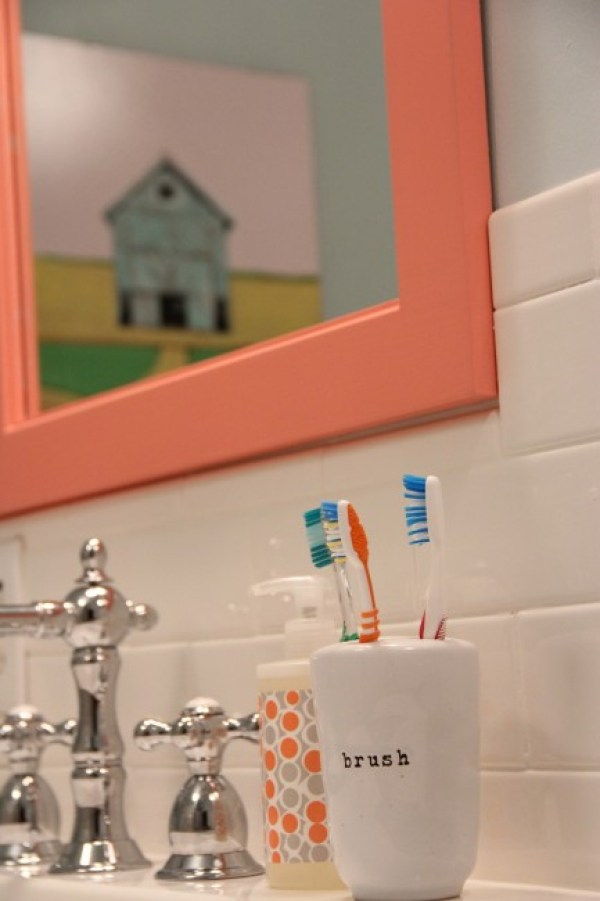 the kids bathroom - OCEAN AIR WITH ACCENTS OF CORAL GABLES