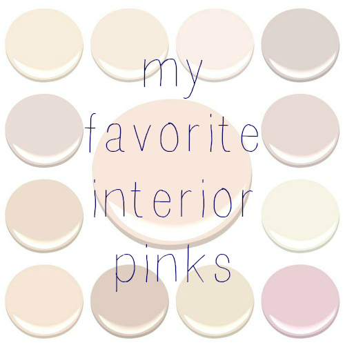 all benjamin moore clockwise from top left ambrosia blanched coral frosted petal organdy paisley pink pink damask pink innocence pristine - Benjamin Moore Creme Brulee