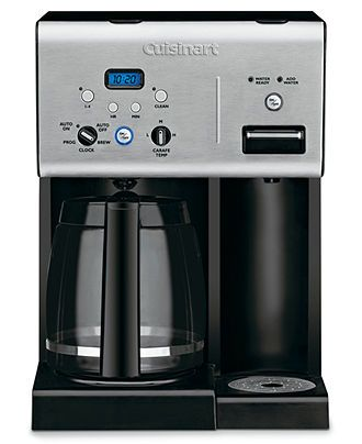 cuisinart coffee and hot water maker