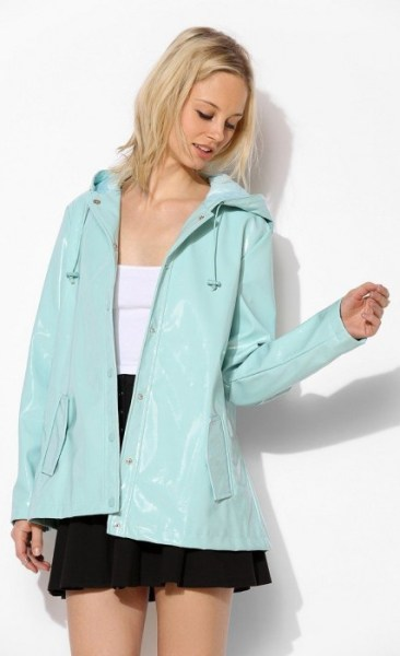 CHANCE CUTEST RAIN SLICKER JACKET
