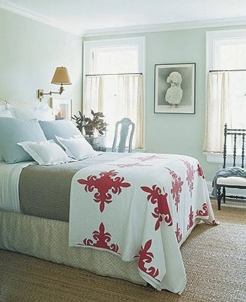 Bedroom Paint Colors Benjamin Moore loving spring mint –