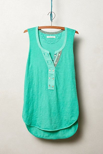 JASPER HENLEY TANK ANTHROPOLOGIE