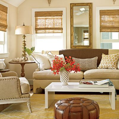 Rooms Painted In Putnam Ivory