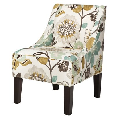 Hudson Swoop Chair - Georgeous Pearl