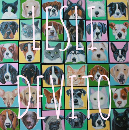 36 PAINTINGS TO BE RAFFLED OFF AT THE SPCA CRITTER BALL!