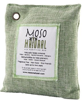 MOSO NATURAL AIR PURIFYING BAGS!!
