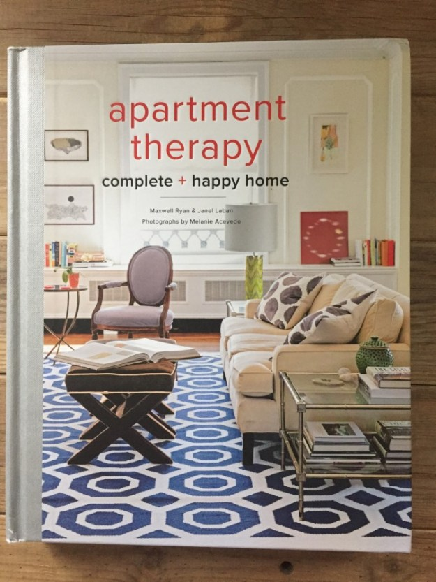 APARTMENT THERAPY BY JANEL