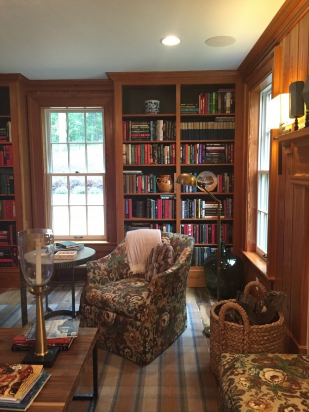 Library 2015 Southern Living Idea House In Charlottesville Va