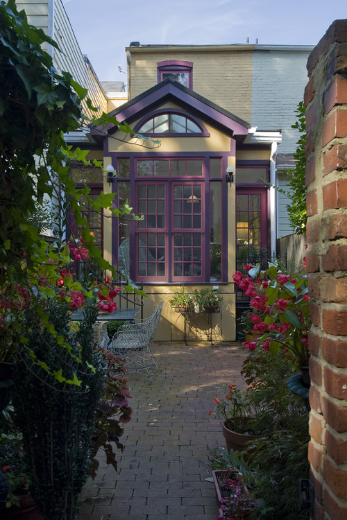 HOUZZ AUTUMN PURPLE