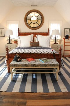 BOYS ROOM in the 2015 Southern Living Idea House - the little finishing touches introduce you to the by who lives here!