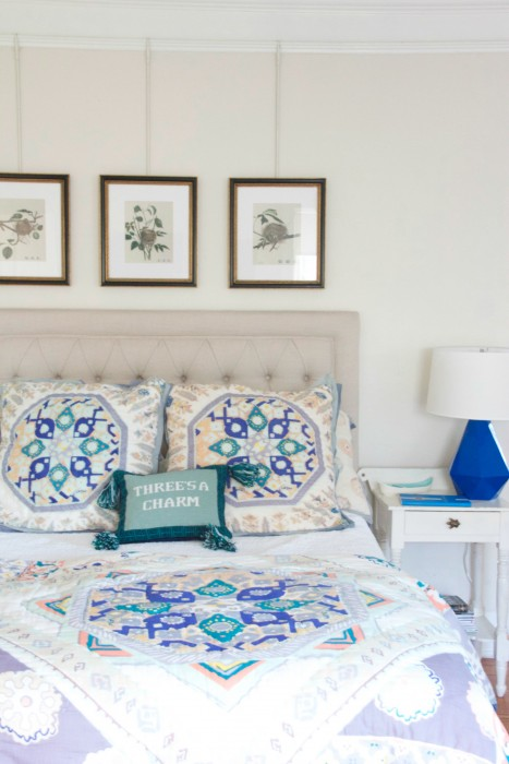 Monday Makeover Master Bedroom Blush And Mint