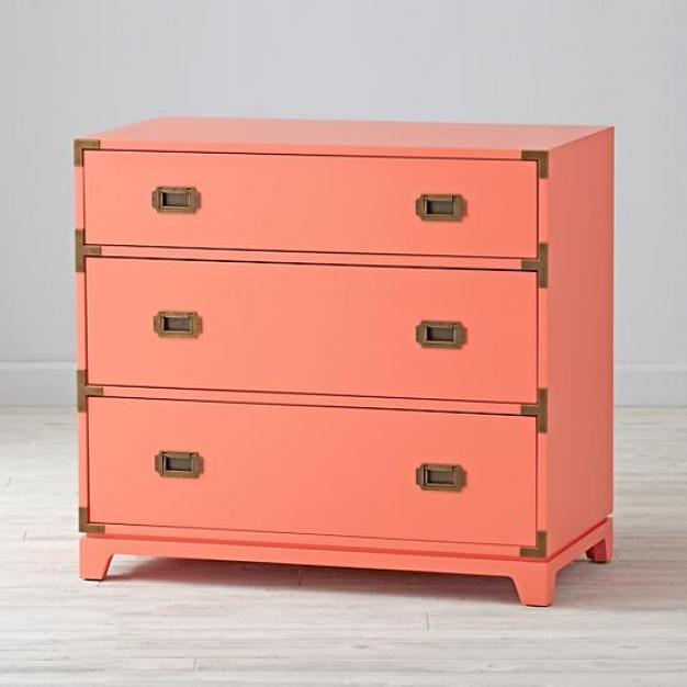 LAND OF NOD- CORAL CAMPAIGN DRESSER