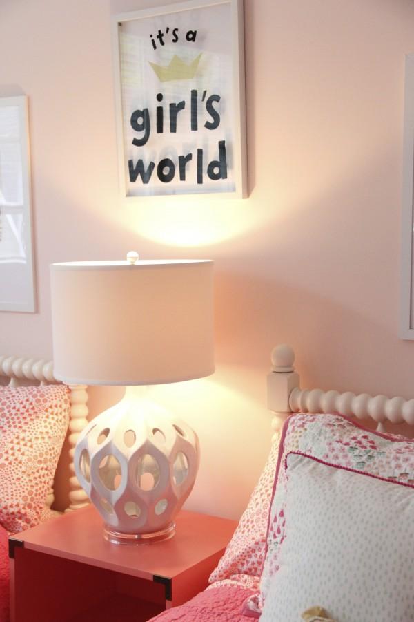 """PILLOWFORT - """"ITS A GIRLS WORLD"""" FROM TARGET"""