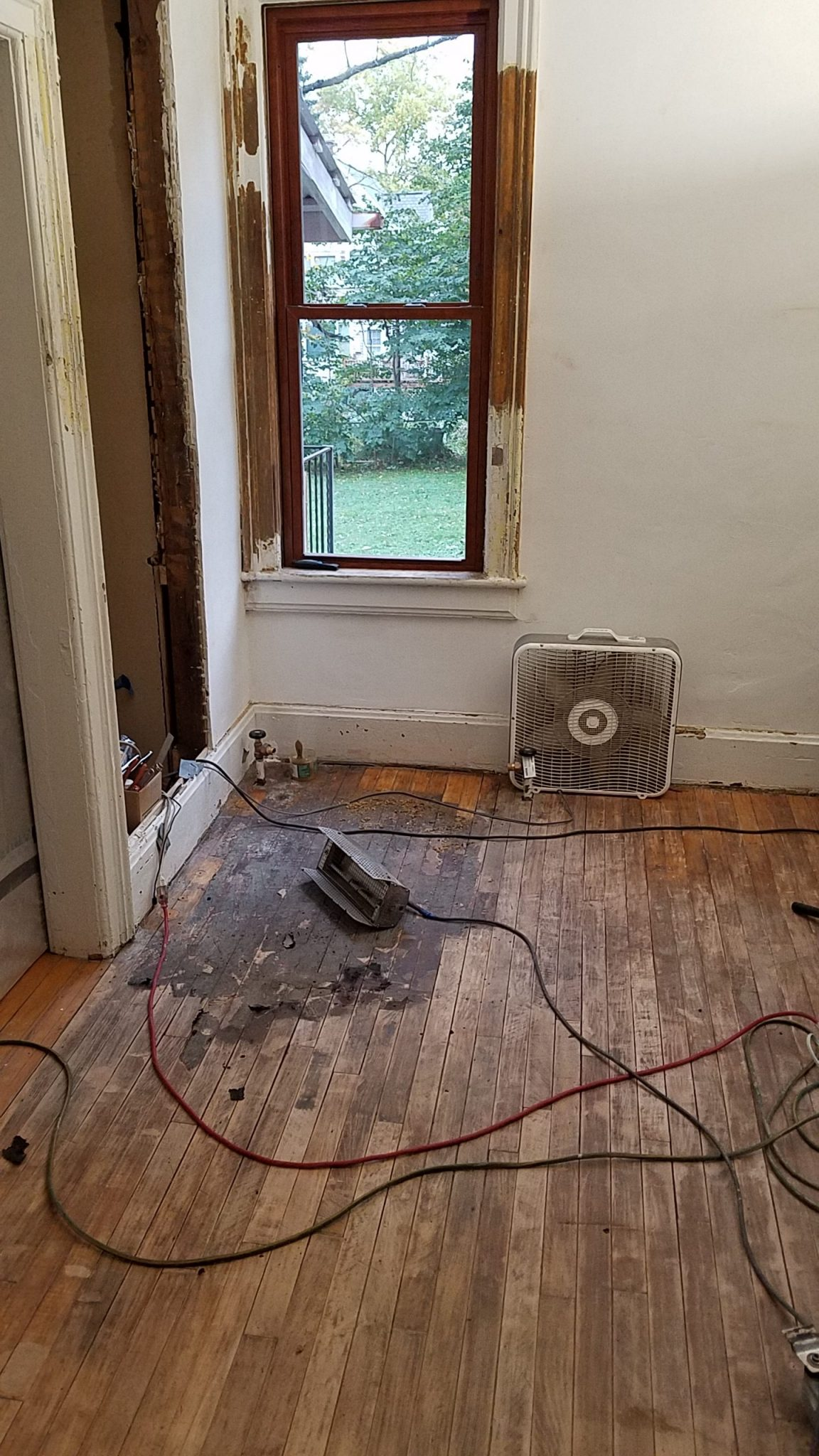 Farmhouse Kitchen Remodel Part 3 Execution Phase Ii Wiring Old