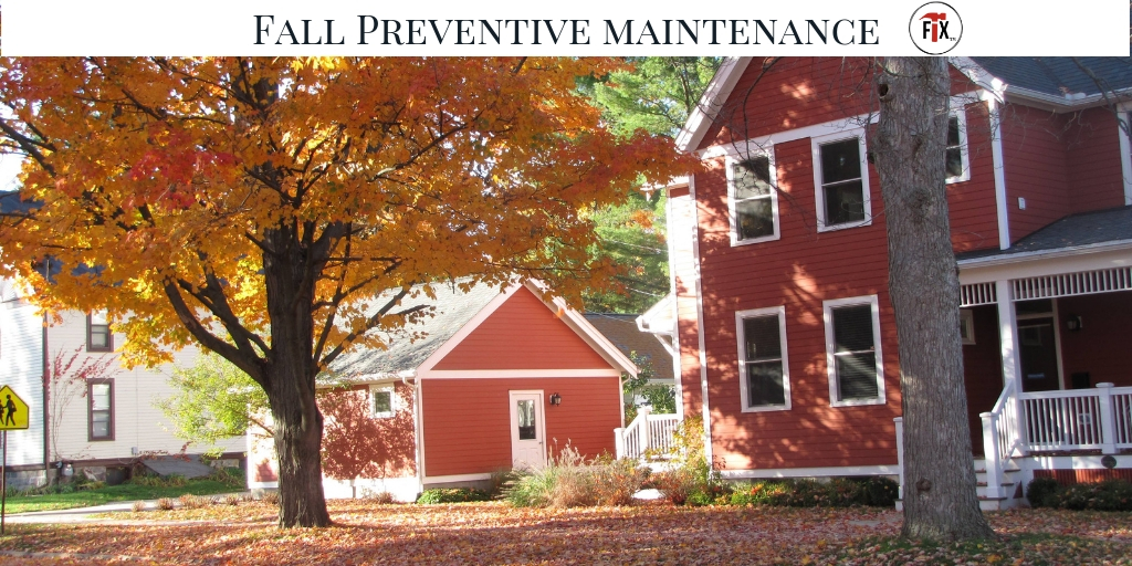 Fall Preventive Maintenance Tips & Checklist