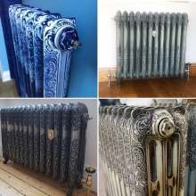 Foundry Cast Iron Radiator