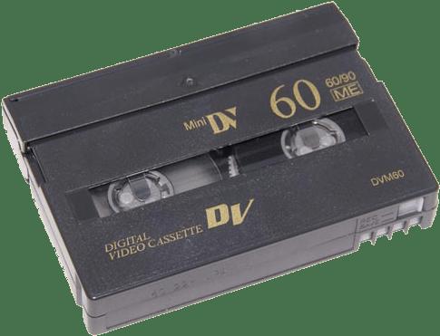 Mini DV Camcorder Tape