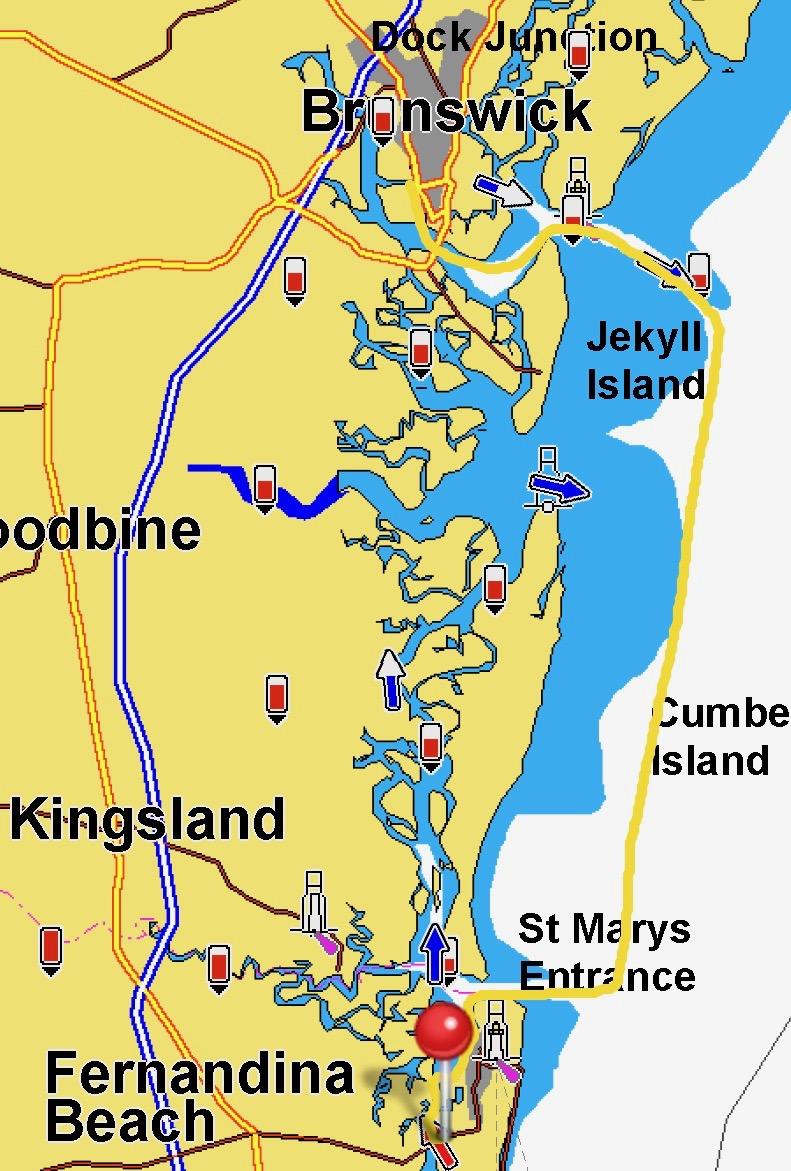 Amelia Island Florida Map.Map Of Amelia Island Florida Dart Train Map Map Of Maine Cities