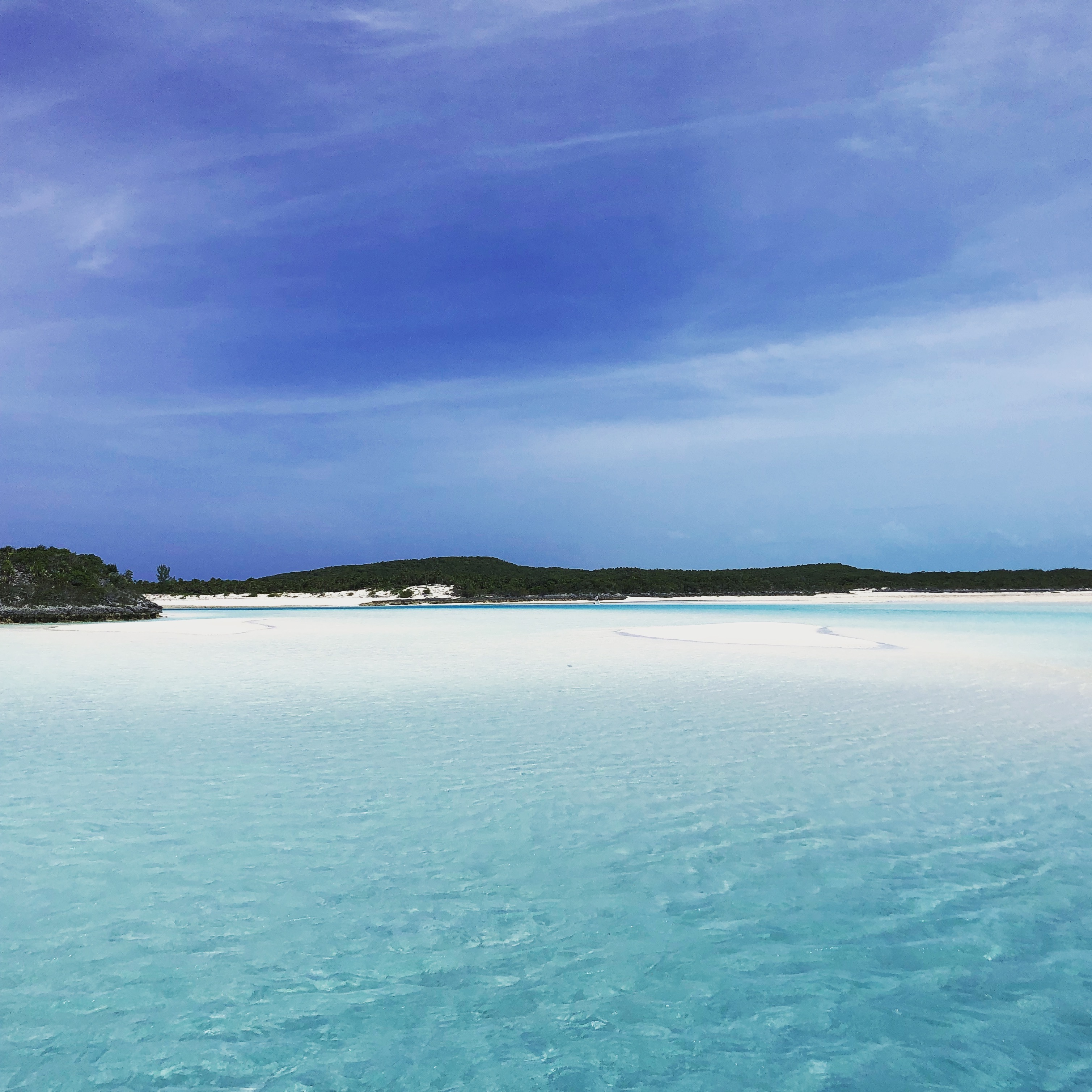 Warderick Wells To Compass Cay