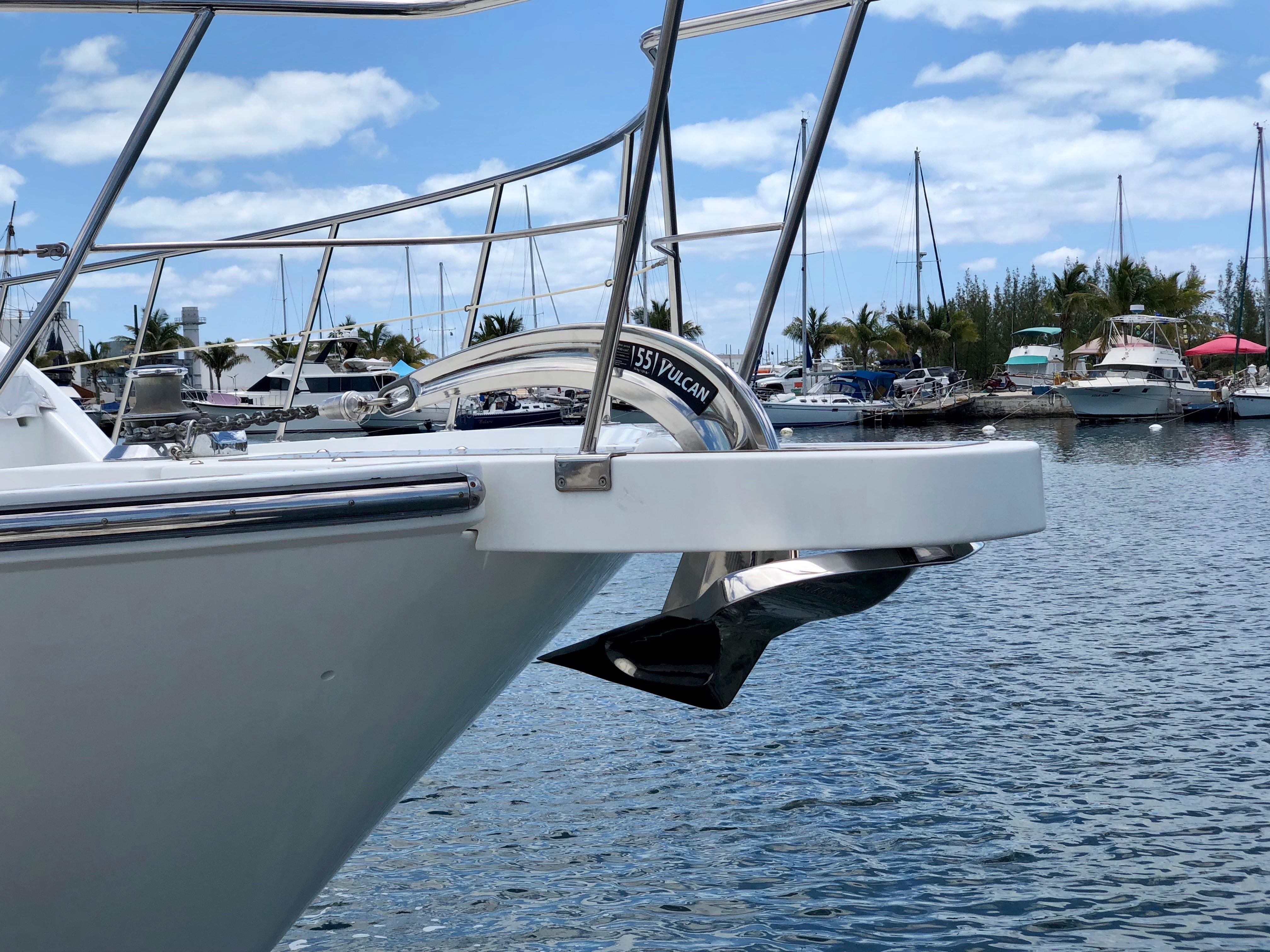 OLOH's New Anchor: Vulcan On Board