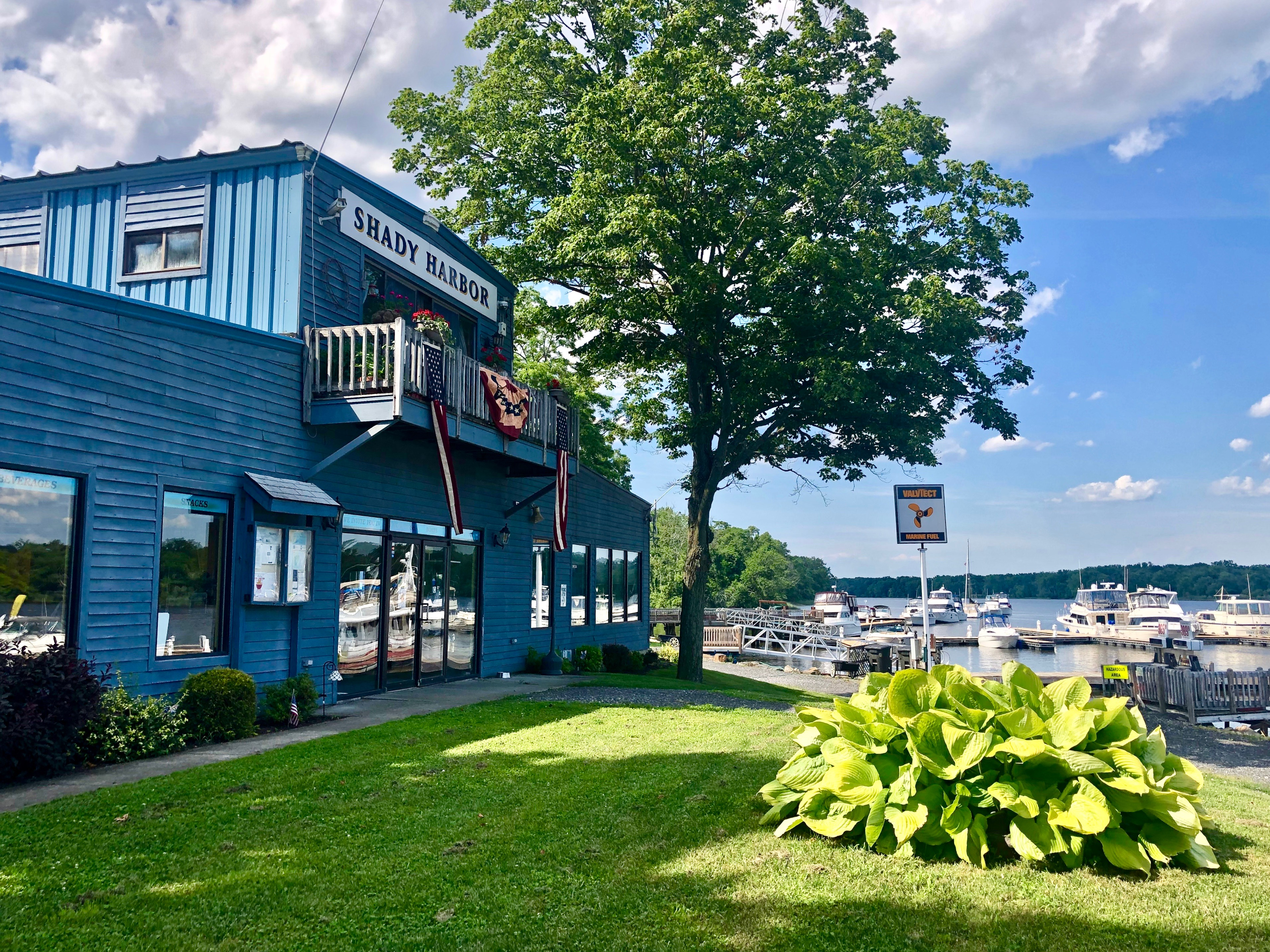 Port Of Call – Donovan's Shady Harbor Marina