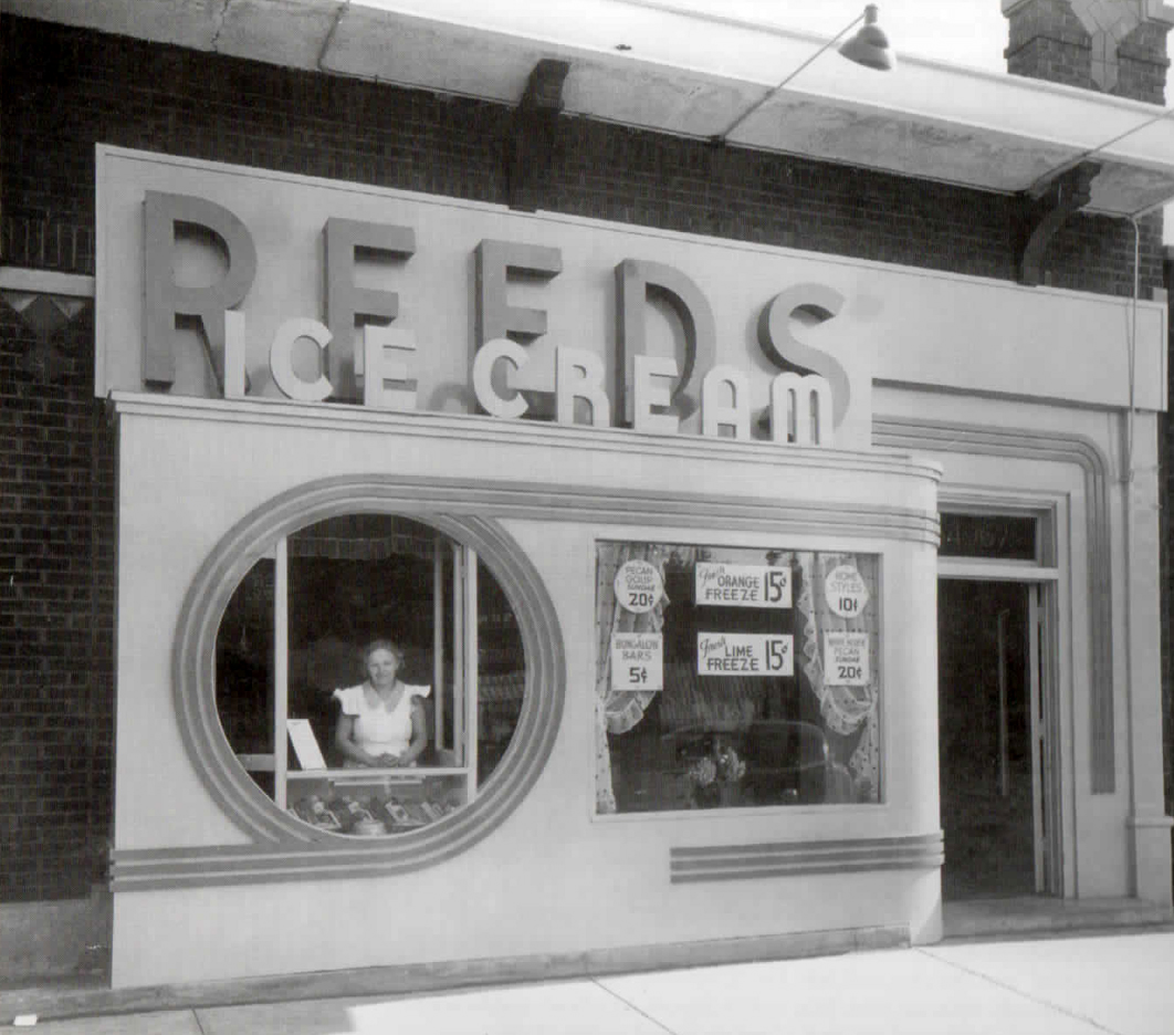 I Wish I Could Have Gone To: Reed's Ice Cream Shop