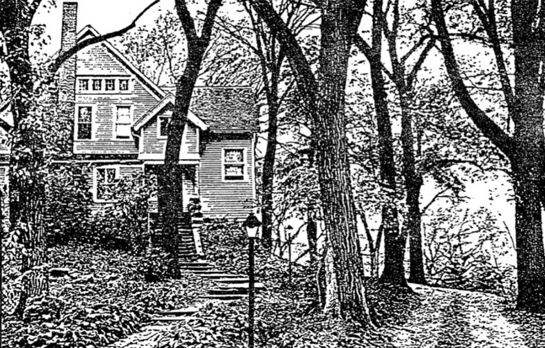 Mysteries of Omaha: The Mansion in the Trees