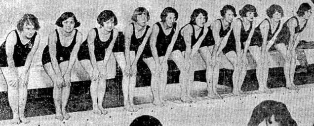 Swimming Nurses