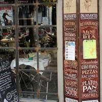 Un paseo tipográfico por Chueca
