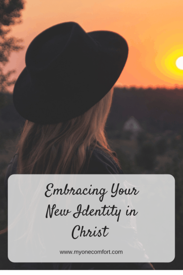 A New Identity in Christ