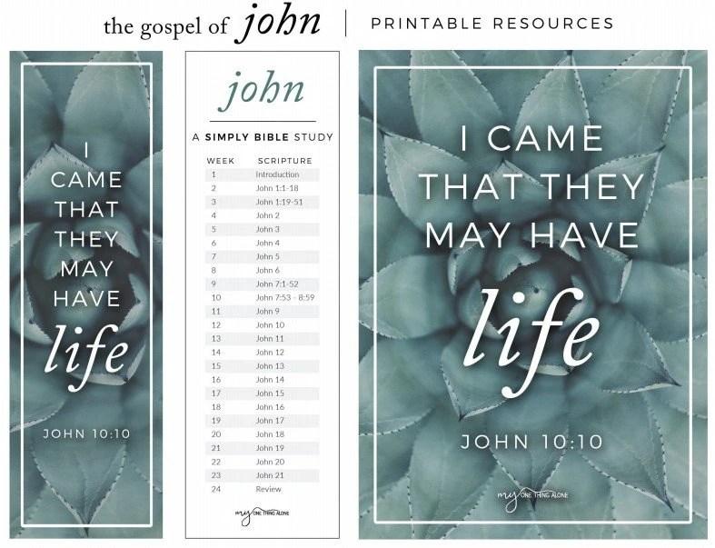 Simply Bible John