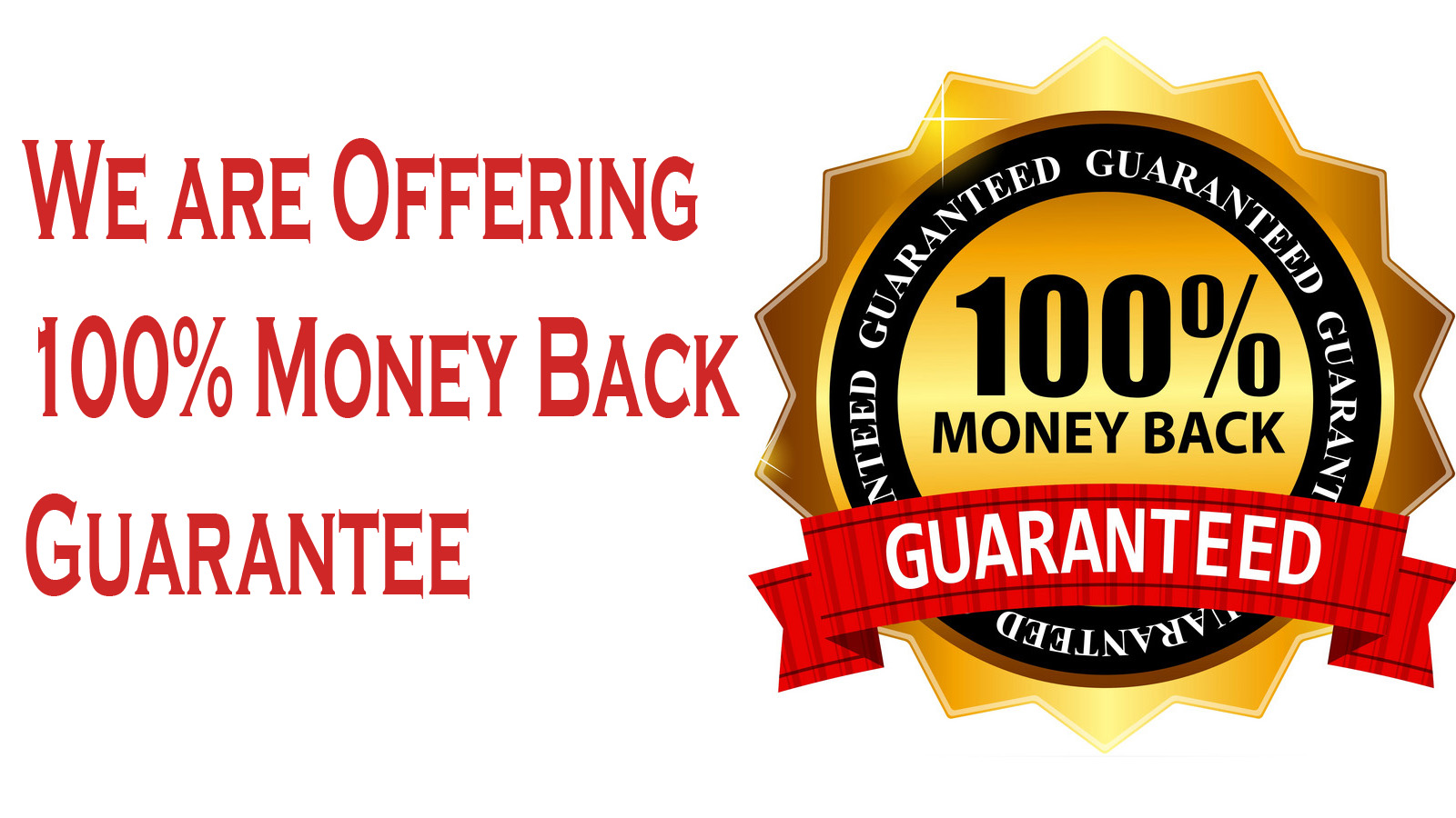 gingivitis treatment 100% money back guarantee