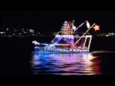 Video thumbnail for youtube video 2012 Gulf Shores Orange Beach Christmas Lighted Boat Parade Pictures and Videos