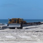 Gulf Shores Beach Renourishment is Underway
