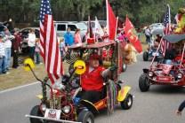 Island Mystics Mardi Gras Parade Photos 2013 Go Karts