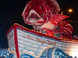 Orange Beach Mardi Gras 2016 Mystical Order of Mirams Parade Snapper float