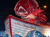 Orange Beach Mardi Gras 2016 Mystical Order of Mirams Parade Snapper float