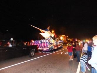 Orange Beach Mardi Gras 2013 Mystical Order of Mirams Parade 24