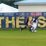SEC Soccer Championships UK vs AUB 11-5-2014