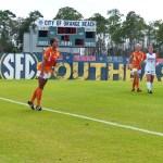 SEC Soccer Championships UT vs FL 11-05-2014