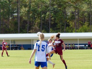 NAIA Womens Soccer National Championship Embry Riddle vs NW Ohio3